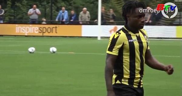 Fankaty Dabo gia nhập Vitesse theo hợp đồng cho mượn
