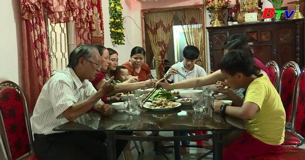 Nét văn hóa thuần việt trong bữa cơm gia đình