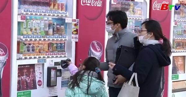 Máy bán hàng tự động - công nghệ cao ven đường
