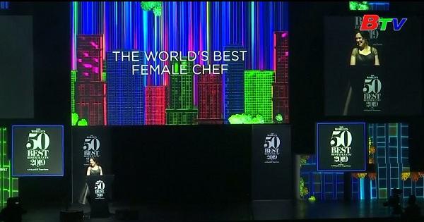 Lộ diện nhà hàng ngon nhất thế giới 2019