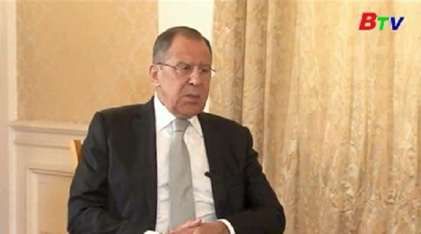 Nga bác thông tin cung cấp vũ khí cho Taliban