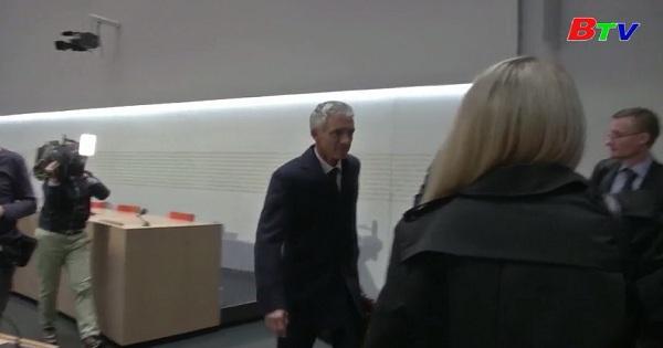 Bộ trưởng tư pháp Thụy Sĩ bị điều tra