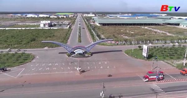 Bàu Bàng - Trung tâm công nghiệp , đô thị trong tương lai
