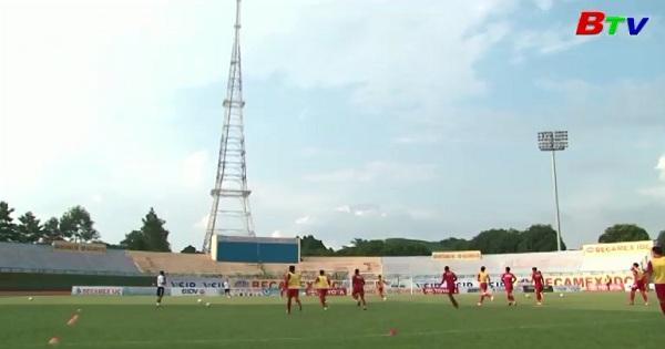 Bán kết lượt đi Cúp QG - Sứ Thiên Thanh 2017