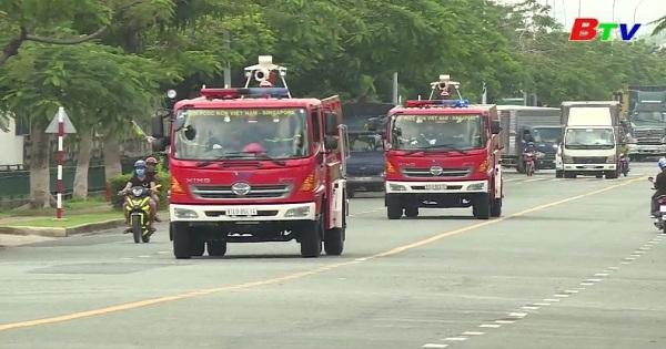 Bình Dương chủ động phòng cháy chữa cháy và cứu nạn cứu hộ trong tình hình mới