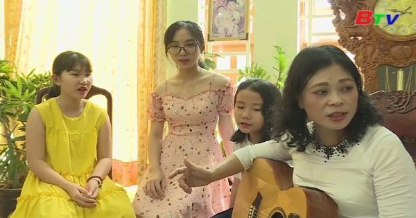 Nhịp cầu thân ái - Giao lưu với cô Trịnh Hồng Hải