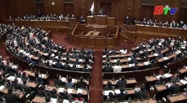 Thủ tướng Nhật Bản có bài phát biểu đầu tiên tại Quốc hội