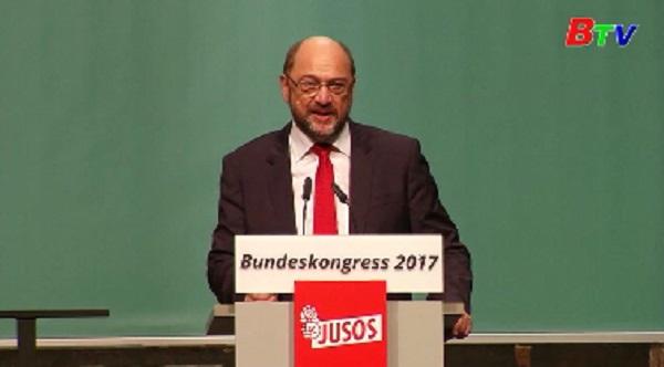 Đảng SPD sẵn sàng tham gia đàm phán thành lập chính phủ Đức