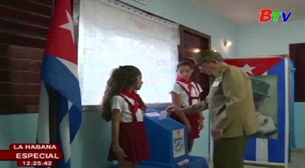 Cuba tổ chức bầu cử địa phương