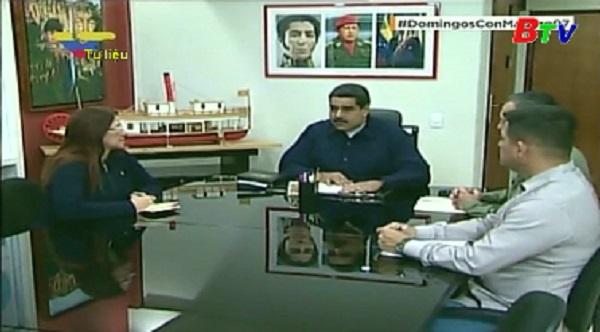 Tổng thống Venezuela bổ nhiệm bộ trưởng dầu khí