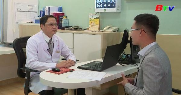 Phòng ngừa bệnh sởi và chứng liệt mặt ngoại biên