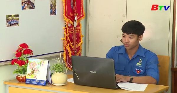 Anh Huỳnh Tuấn Duy - Nhà giáo trẻ tiêu biểu