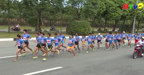 Đội tuyển điền kinh Bình Dương chuẩn bị Giải Việt dã Chào năm mới BTV - Number 1 lần thứ XXI năm 2020