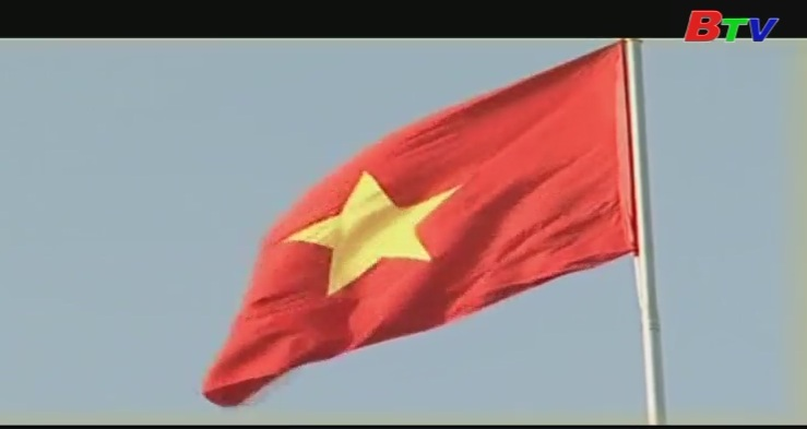 Câu chuyện về Người vẽ lá cờ Tổ quốc