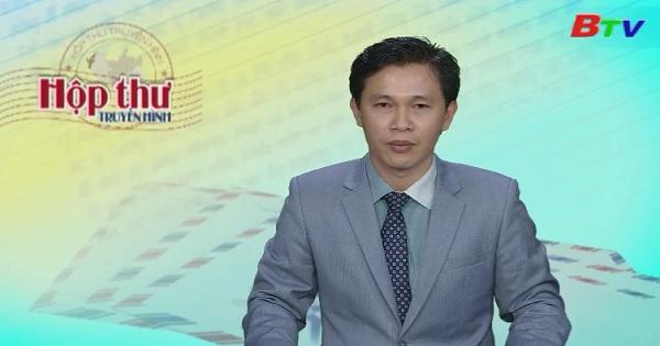 Hộp thư Truyền hình (Chương trình ngày 29/1/2018)
