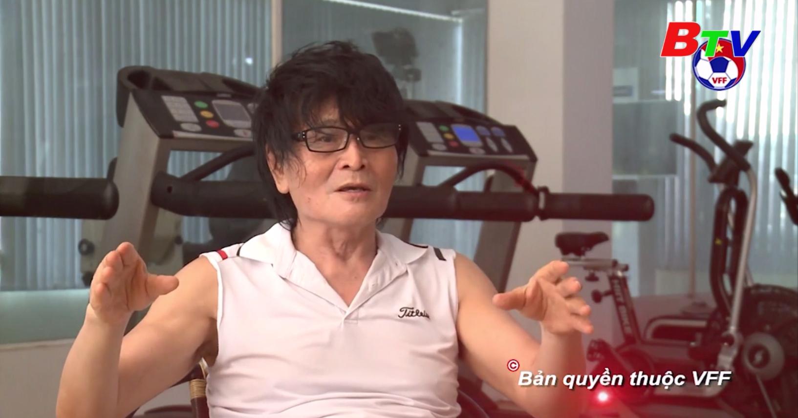 Bác sỹ Choi Ju-young gắn kết với bóng đá Việt Nam