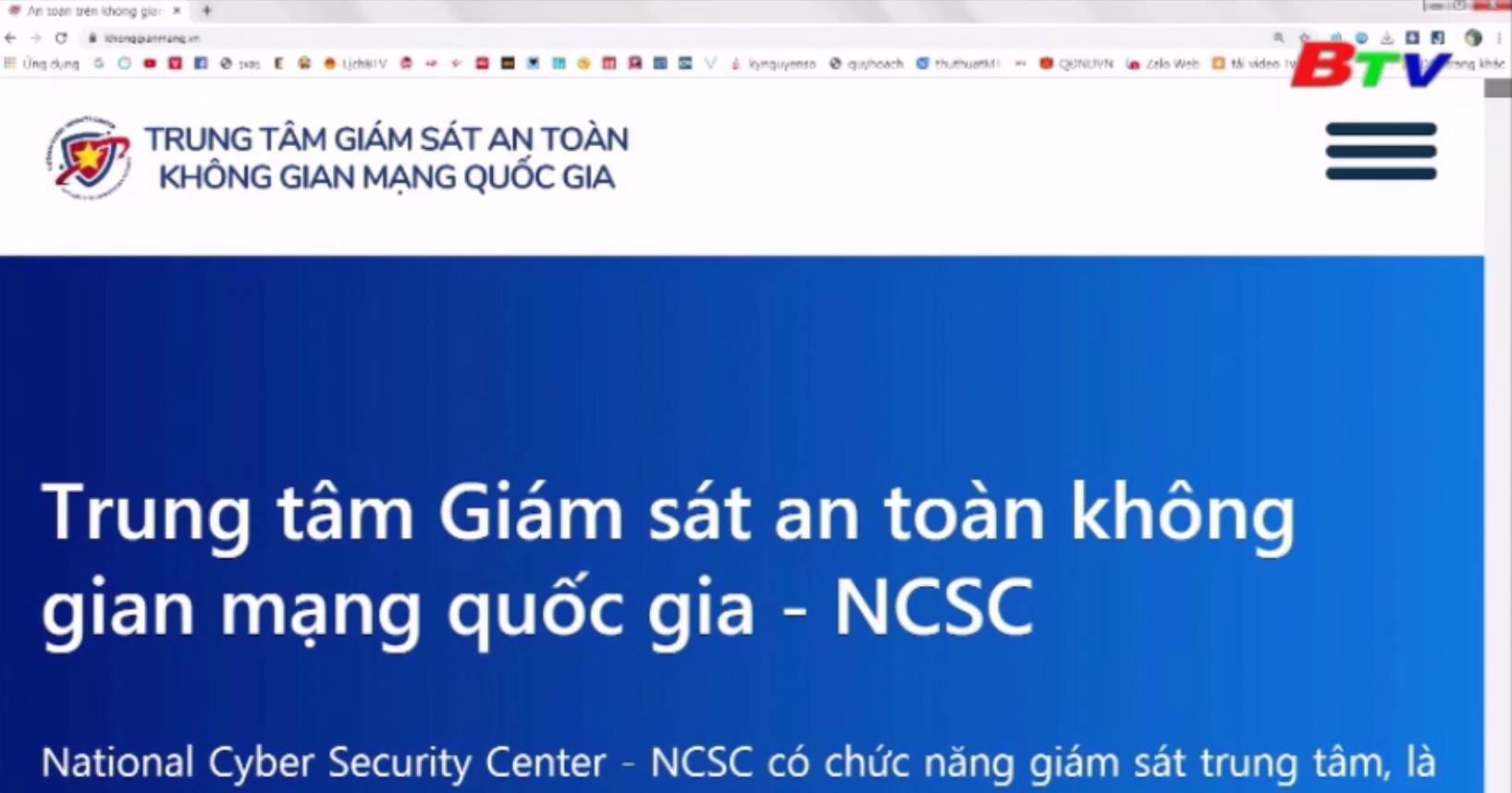 Trung tâm Giám sát an toàn không gian mạng Quốc gia ra mắt website khonggianmang.vn