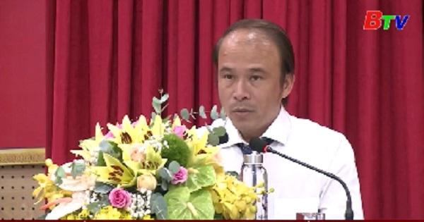 HĐND thành phố Thủ Dầu Một tiến hành kỳ họp bất thường