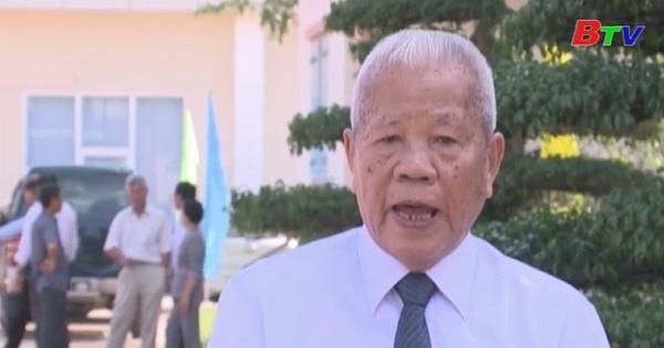 Họp mặt kỷ niệm 56 năm ngày thành lập tỉnh Phước Thành
