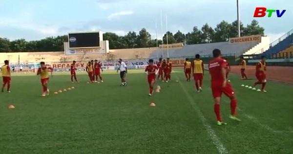 Trước vòng 15.V League-B.BD - Sài Gòn FC