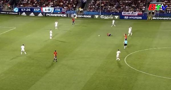 Bán kết U21 Châu Âu - Tây Ban Nha 3-1 Italia