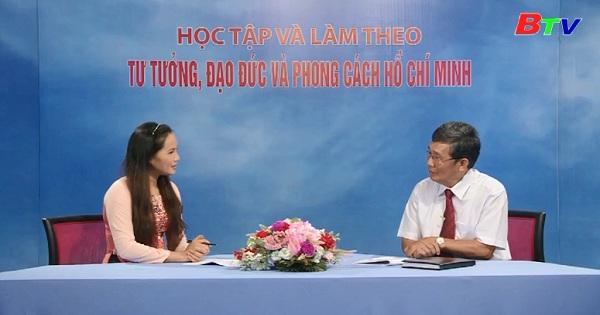 Thực hành cần kiệm liêm chính theo tư tưởng Hồ Chí Minh