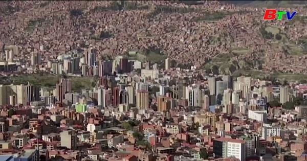 Bolivia - Ô nhiễm được cải thiện ở La Paz và El Alto