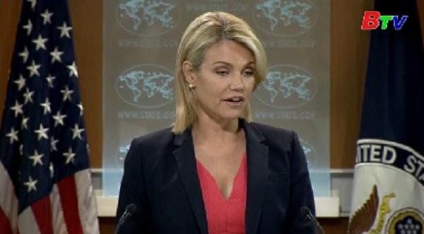Hàn Quốc, Mỹ tái khẳng định cam kết trong vấn đề Triều Tiên