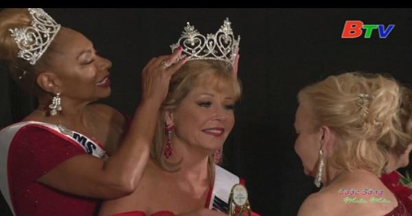 Cảm hứng sống từ những thí sinh cuộc thi hoa hậu cao niên Texas, Mỹ