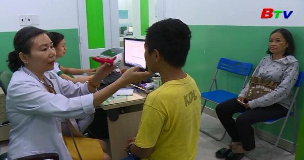 Phòng bệnh mùa tựu trường cho trẻ
