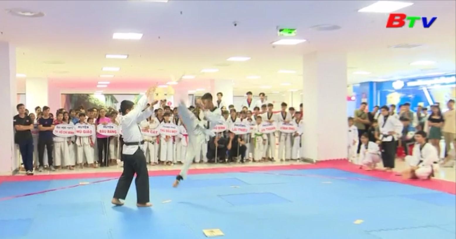 Giải Teawondo Thuận An mở rộng năm 2020