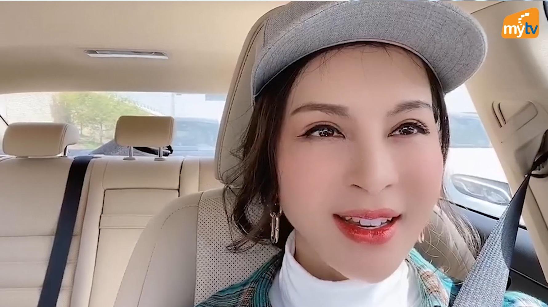 Cuộc sống của MC Thanh Mai khi bị kẹt ở Israel