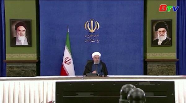 Iran, Iraq cam kết thúc đẩy hợp tác
