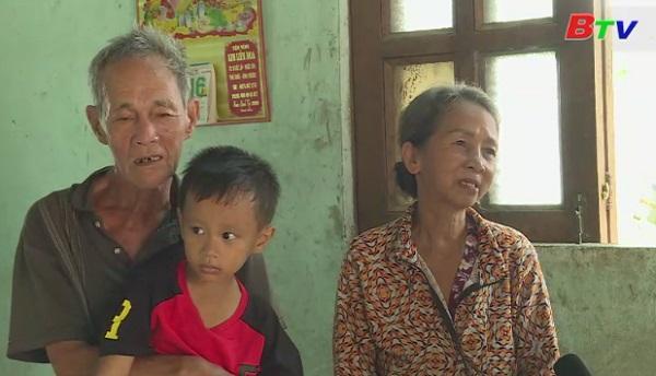 San Sẻ Yêu Thương - Hoàn cảnh gia đình chú Thế, cô Hạnh (Ấp Lễ Trang, xã Vĩnh Hòa, huyện Phú Giáo, Bình Dương)