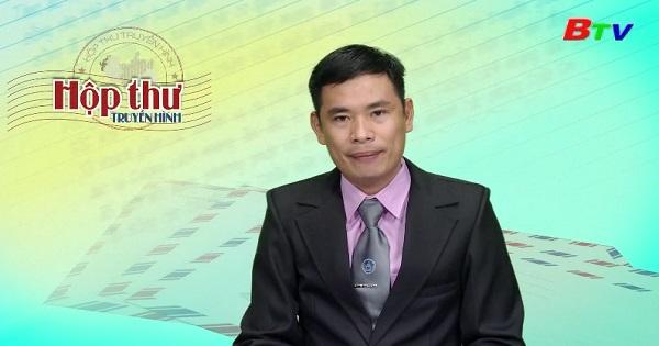 Hộp thư truyền hình (Ngày 28/10/2019)