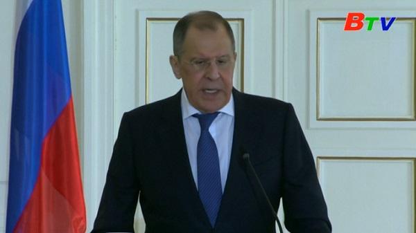 Nga hỗ trợ giải quyết căng thẳng tại Đông Địa Trung Hải