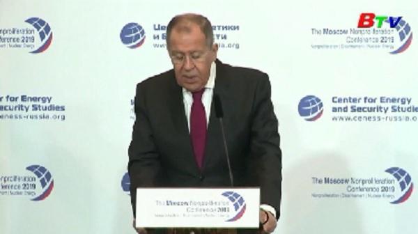 Nga, Mỹ điện đàm thảo luận về vấn đề Triều Tiên