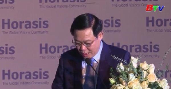 Horasis Châu Á 2019 - Cơ hội để Bình Dương đẩy mạnh phát triển kinh tế