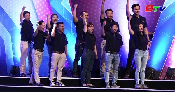 Vòng thi tháng 1/2019|| Đội Yazaki EDS Việt Nam - Foster Việt Nam - Tôn Đại Thiên Lộc