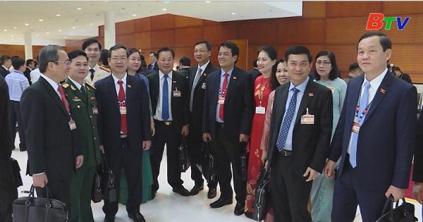 Có 36 tham luận được trình bày tại Đại hội lần XIII của Đảng
