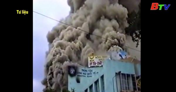 Phòng cháy chữa cháy (Ngày 28/2/2020)