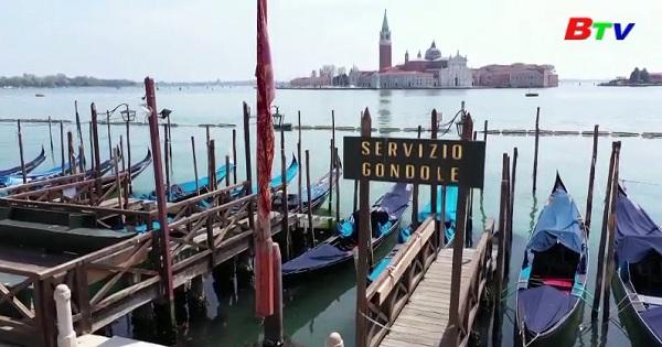 Venice tuyệt đẹp nhìn từ trên cao