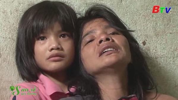 San Sẻ Yêu Thương - Hoàn cảnh chị Hà (Tổ 13, ấp 5, xã An Thái, Phú Giáo, Bình Dương)