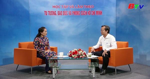 Quan điểm Hồ Chí Minh về công tác cán bộ công chức nhà nước