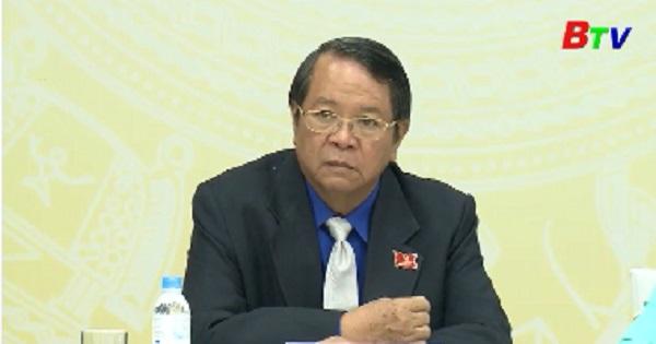 Đảng bộ Đại học Thủ Dầu Một đại hội đại biểu lần VI, nhiệm kỳ 2020-2025