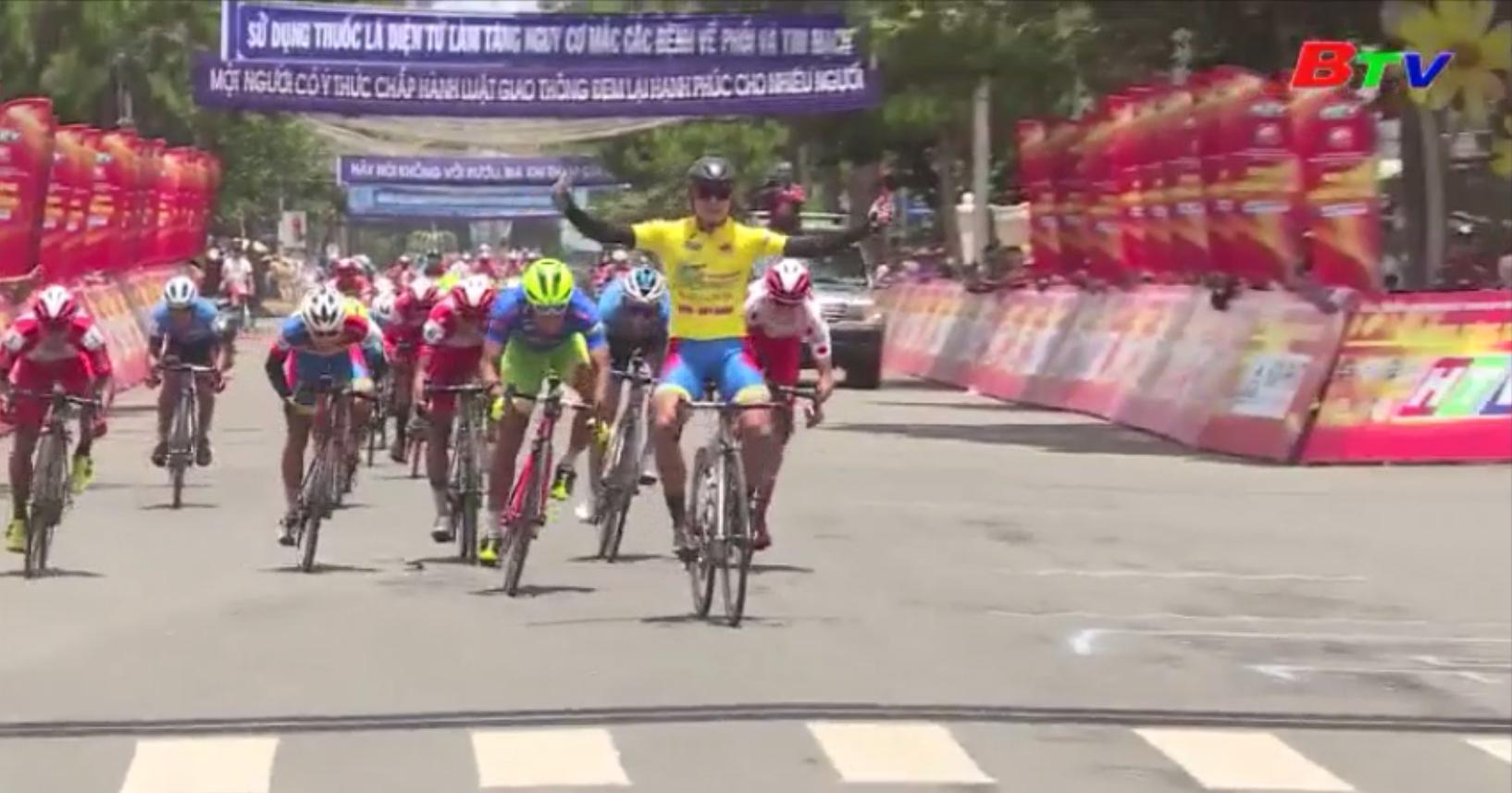 Chặng 9 Giải xe đạp Cúp Truyền hình TP.HCM lần thứ 32