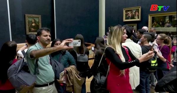 Pháp - Bảo tàng Louvre chuẩn bị mở cửa lại