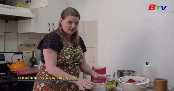 Mỹ - Làm bánh trở thành thú vui giữa mùa covid-19