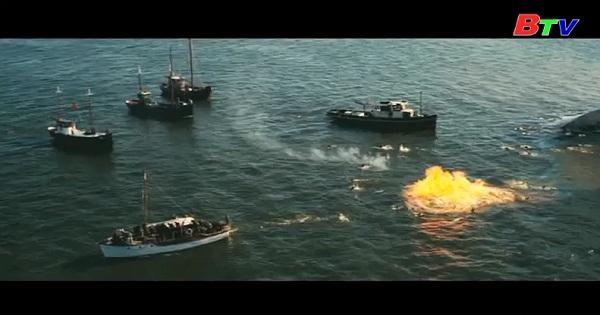 Dunkirk tiếp tục