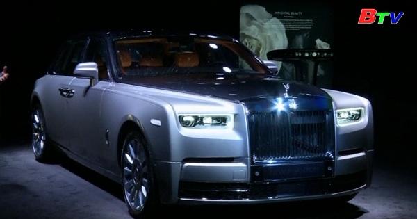 Rolls Royce giới thiệu dòng xe Rolls Royce Phantom